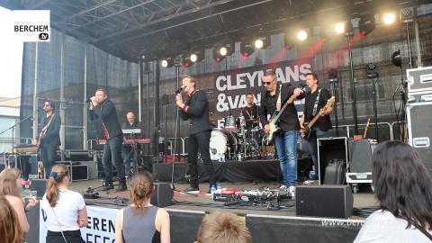 Berchem viert Vlaanderen Feest met Jelle Cleymans en Jonas Van Geel