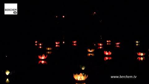 Brilschans by Night in Berchem