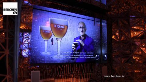 Unieke Stadsbrouwerij De Koninck open voor het publiek