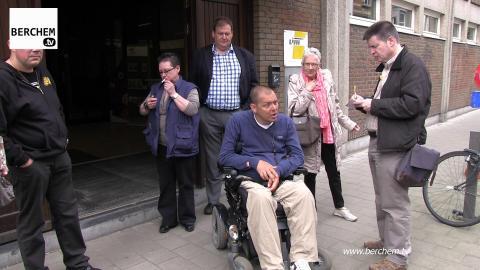Bewoners willen bushalte Binnenplein terug