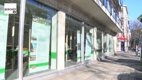 Noorderlijn opent informatiekantoor op Italiëlei