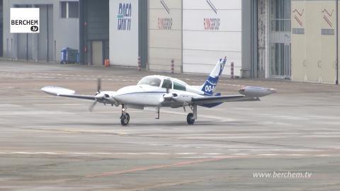 Antwerp Airport organiseert Runway Run op landingsbaan