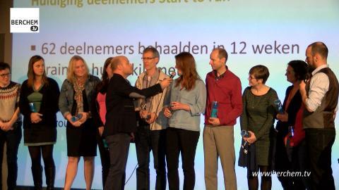 Sportlaureaten van Berchem gehuldigd Berchem TV