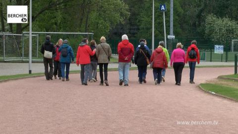 Berchem lanceert Start to Walk (video) Berchem TV