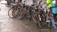 wildparkeren van fietsen