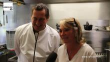 Brasserie Magalie bestaat 20 jaar met uitbaters Tom De Belie en Cathy Lepère