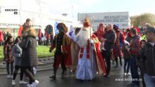 32ste Sinterklaasstoet Berchem Berchem TV