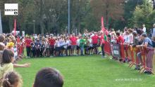 Scholenveldloop in Park Brilschans Berchem TV