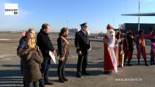 Sinterklaas strijkt voor de 33ste keer neer in Berchem Berchem TV