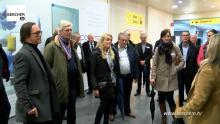 Berchemse ondernemers geïnteresseerd in luchthaven Antwerpen  Berchem TV