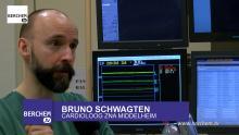 Neem je pols en voorkom een beroerte Berchem TV Bruno Schwagten Overrslag