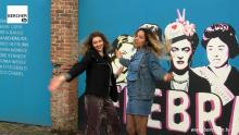 LoLaLiza onthult mural met powervrouwen in het PAKT