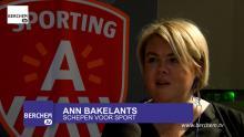 Veel volk op Berchemse sportlaureatenviering 2017 BerchemTV Ann Bakelants