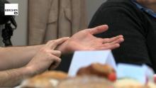 Neem je pols en voorkom een beroerte Berchem TV Erik Goossens Grungblavers  Overrslag