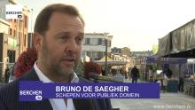 Berchemse fietstassen te winnen dankzij terugkeer markt Zillebeeklaan  Berchem TV