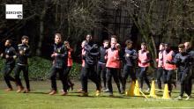 Koninklijke Berchem Sport staat voor belangrijke match video www.berchem.tv