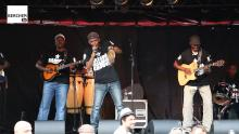 De populaire Malinese band Bamba Wassoulou Groove