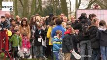 Paasworp Fruithoflaan is groot succes