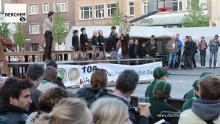 kapoenen van 100-jarige scoutsgroep van Berchem